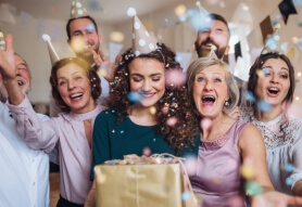 Geburtstag Catering